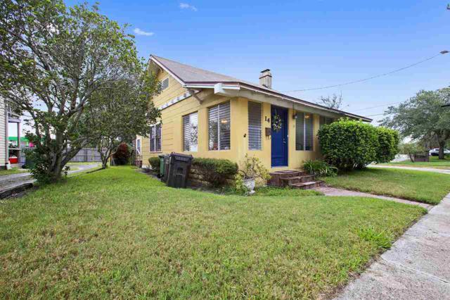 14 Grant Street, St Augustine, FL 32084 (MLS #180349) :: St. Augustine Realty