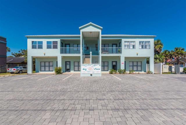 721 A1a Beach Blvd #3, St Augustine Beach, FL 32080 (MLS #180443) :: Pepine Realty