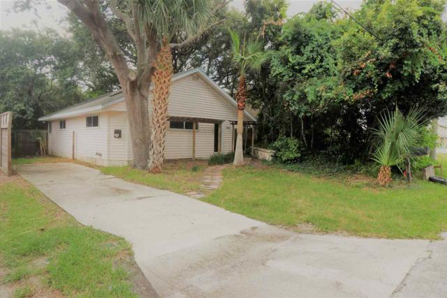 108 2nd Street, St Augustine Beach, FL 32080 (MLS #180468) :: Pepine Realty