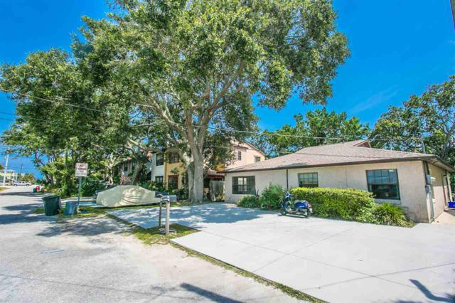 113 2nd Street, St Augustine Beach, FL 32080 (MLS #180471) :: Memory Hopkins Real Estate