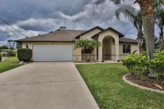 18 Fairchild, Palm Coast, FL 32137 (MLS #180556) :: Pepine Realty