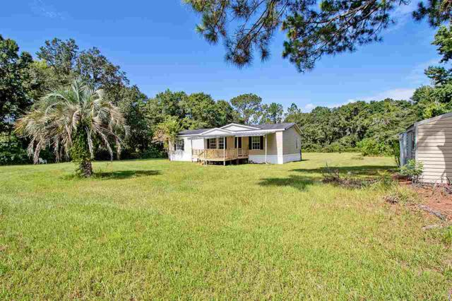 9815 Mc Mahon Ave, Hastings, FL 32145 (MLS #180593) :: 97Park
