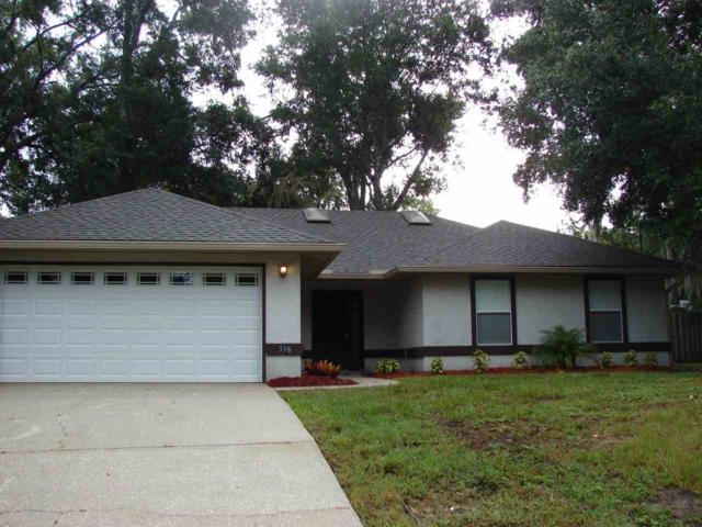518 Gerona, St Augustine, FL 32086 (MLS #180660) :: Memory Hopkins Real Estate
