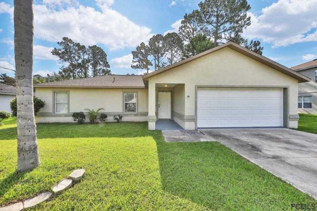 79 Raintree Place, Palm Coast, FL 32164 (MLS #180733) :: St. Augustine Realty