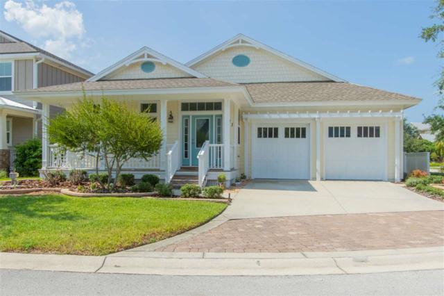 801 Tides End, St Augustine Beach, FL 32080 (MLS #180851) :: Pepine Realty