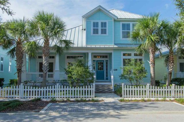 129 Island Cottage Way, St Augustine, FL 32080 (MLS #180858) :: Tyree Tobler | RE/MAX Leading Edge