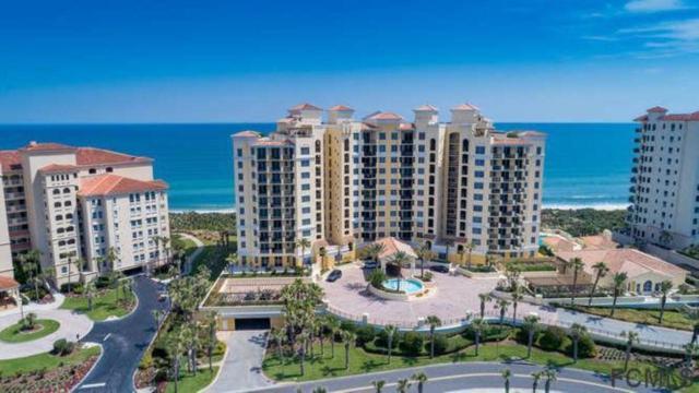 19 Avenue De La Mer #506, Palm Coast, FL 32137 (MLS #180938) :: Noah Bailey Real Estate Group