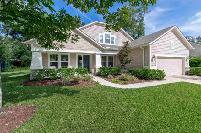 760 Old Loggers Way, St Augustine, FL 32086 (MLS #180943) :: Memory Hopkins Real Estate