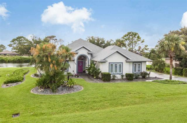521 Turnberry Ln, St Augustine, FL 32080 (MLS #180955) :: Memory Hopkins Real Estate