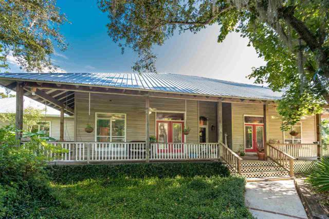 1100 Oak Ridge Rd., St Augustine, FL 32086 (MLS #181006) :: 97Park
