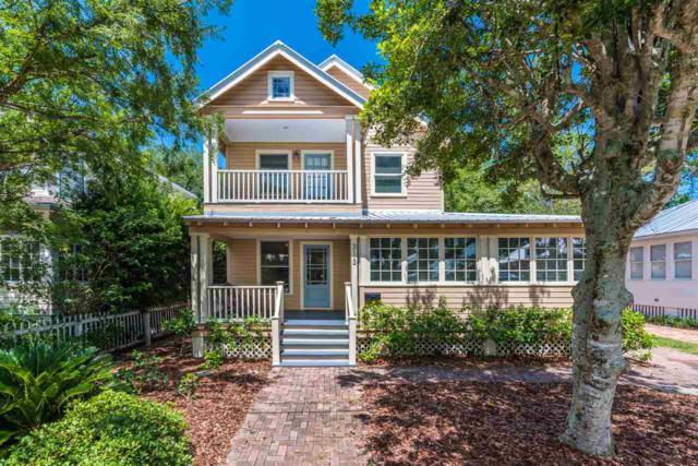 313 St George Street, St Augustine, FL 32084 (MLS #181009) :: 97Park