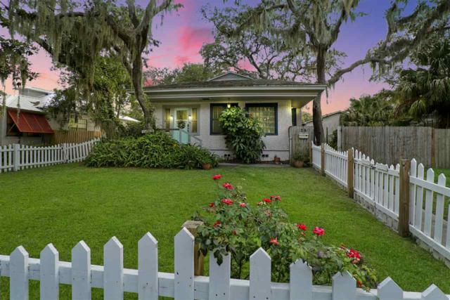 79 Colon Avenue, St Augustine, FL 32084 (MLS #181014) :: Ancient City Real Estate