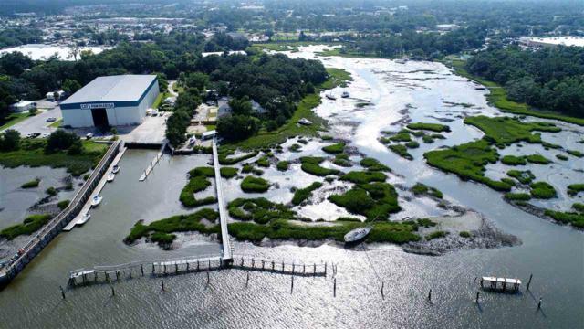 200 Nix Boatyard Rd, St Augustine, FL 32084 (MLS #181034) :: 97Park