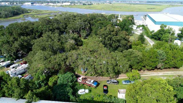 200 (1-2) Nix Boatyard Road, St Augustine, FL 32084 (MLS #181036) :: Pepine Realty