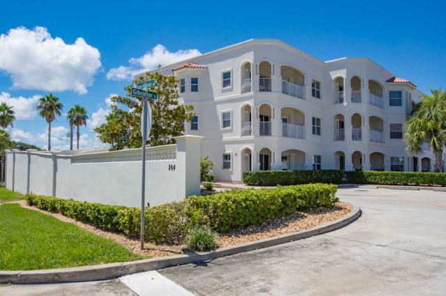 264 Gibraltar Ct. #104, St Augustine, FL 32080 (MLS #181043) :: Memory Hopkins Real Estate