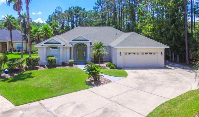 2 Lakeside Place W., Palm Coast, FL 32137 (MLS #181108) :: Memory Hopkins Real Estate