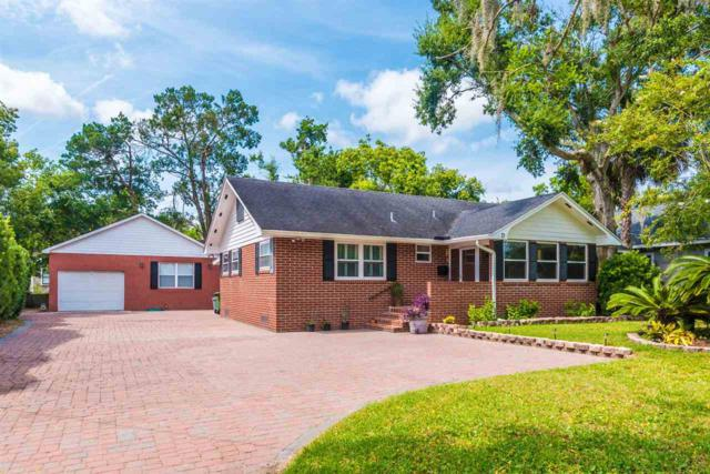 71 Valencia St, St Augustine, FL 32084 (MLS #181114) :: Noah Bailey Real Estate Group