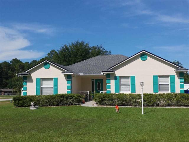 2101 Marsh Hen Court, St Augustine, FL 32084 (MLS #181120) :: Memory Hopkins Real Estate