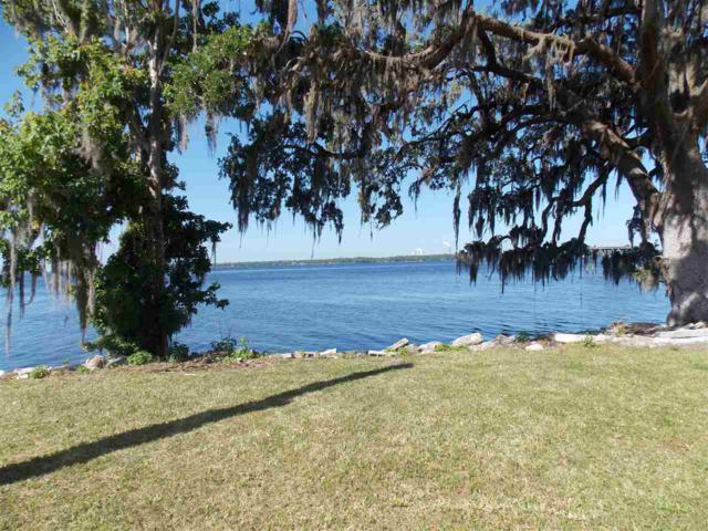 105 W Groveland Lane, East Palatka, FL 32131 (MLS #181176) :: Memory Hopkins Real Estate