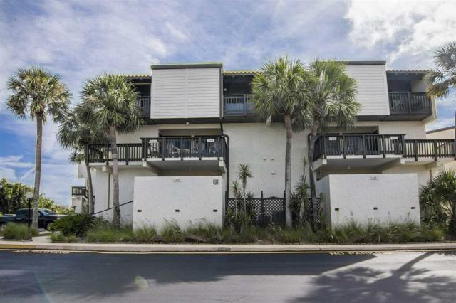 5650 A1a S E112, St Augustine Beach, FL 32080 (MLS #181183) :: Noah Bailey Real Estate Group