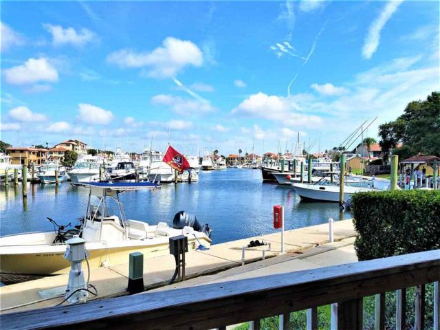 201 Yacht Club Dr #12, St Augustine, FL 32084 (MLS #181275) :: Pepine Realty