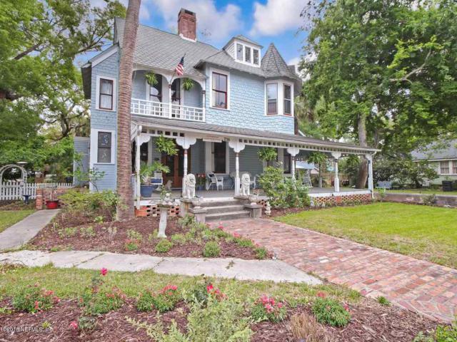 214 S 7th Street, Fernandina Beach, FL 32034 (MLS #181290) :: Memory Hopkins Real Estate