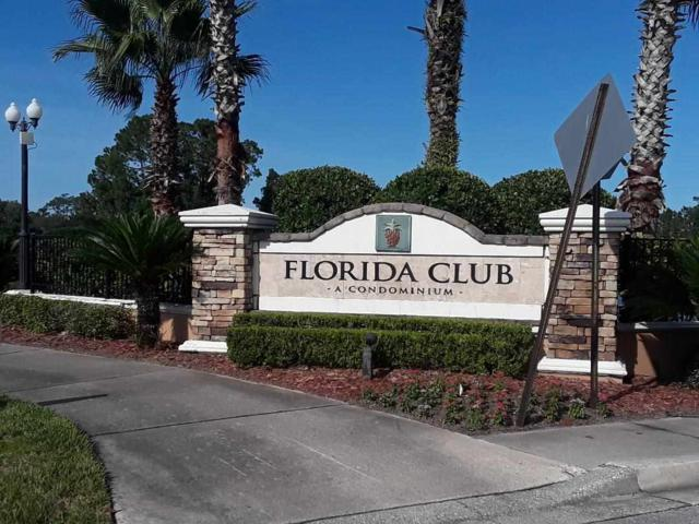 510 Florida Club Dr. #301, St Augustine, FL 32084 (MLS #181333) :: Memory Hopkins Real Estate