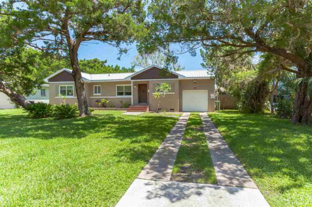 118 Menendez Road, St Augustine, FL 32080 (MLS #181337) :: St. Augustine Realty