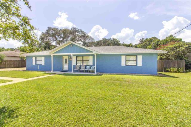 2475 Hydrangea, St Augustine, FL 32080 (MLS #181366) :: 97Park