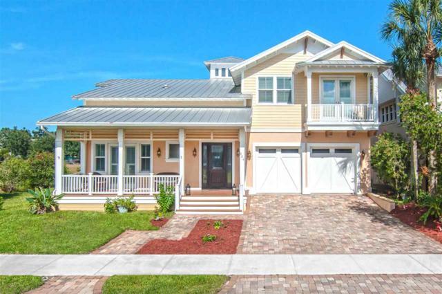 824 Tides End Drive, St Augustine, FL 32080 (MLS #181377) :: Pepine Realty
