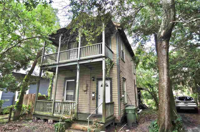 76 Lincoln St, St Augustine, FL 32084 (MLS #181435) :: Florida Homes Realty & Mortgage