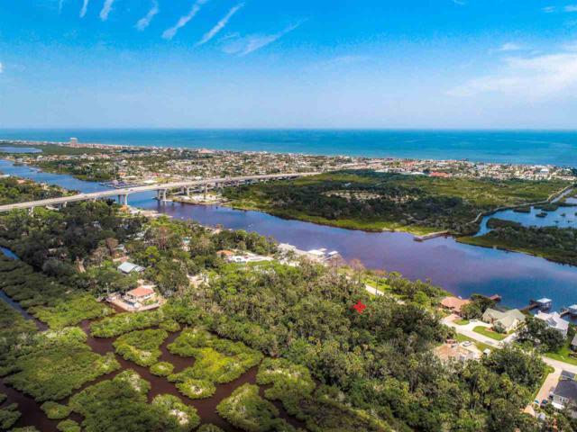 396 Palm Dr, Flagler Beach, FL 32136 (MLS #181458) :: Tyree Tobler | RE/MAX Leading Edge