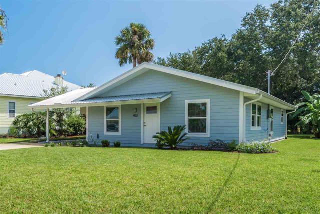 452 Arricola Avenue, St Augustine, FL 32080 (MLS #181478) :: St. Augustine Realty