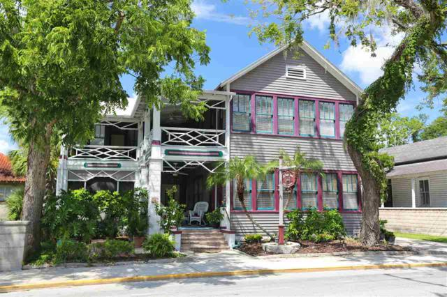 38 Cordova Street, St Augustine, FL 32084 (MLS #181479) :: Pepine Realty