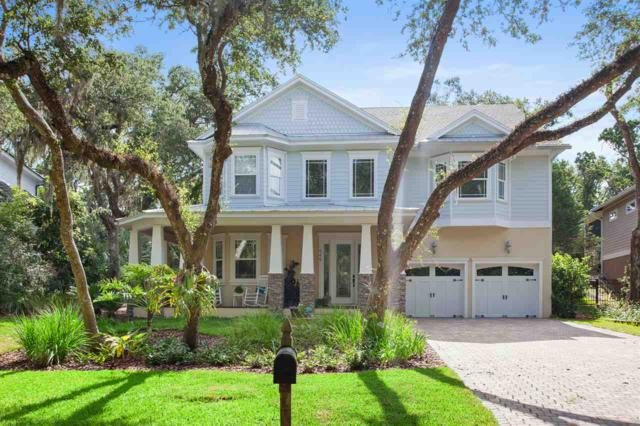 449 Ocean Forest Dr, St Augustine, FL 32080 (MLS #181482) :: St. Augustine Realty