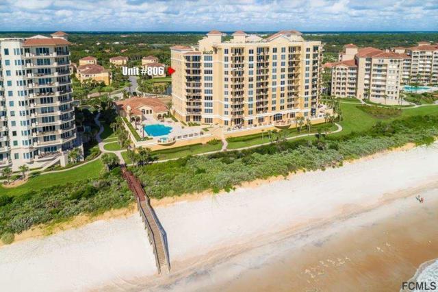 19 Avenue De La Mer #806, Palm Coast, FL 32137 (MLS #181578) :: Memory Hopkins Real Estate