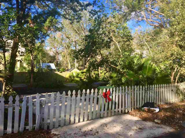 132 A Oneida, St Augustine, FL 32084 (MLS #181599) :: Pepine Realty