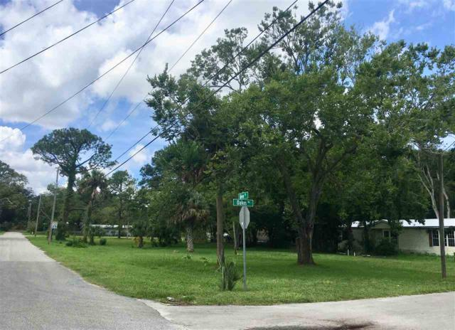 701 Oakes Ave + Additional Lots, St Augustine, FL 32084 (MLS #181611) :: Ancient City Real Estate