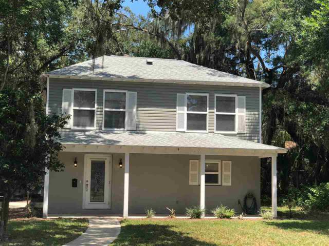 30 Macaris St, St Augustine, FL 32084 (MLS #181660) :: Florida Homes Realty & Mortgage