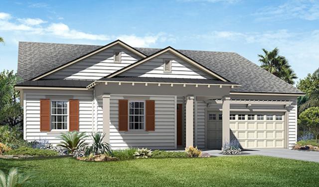 166 Palisade Drive, St Augustine, FL 32092 (MLS #181675) :: St. Augustine Realty