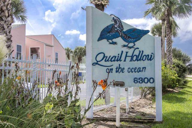 6300 A1a South B1-3Th, St Augustine, FL 32080 (MLS #181694) :: Memory Hopkins Real Estate