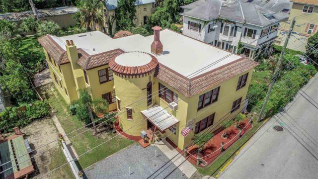 22 Martin Luther King Ave., St Augustine, FL 32084 (MLS #181715) :: Pepine Realty