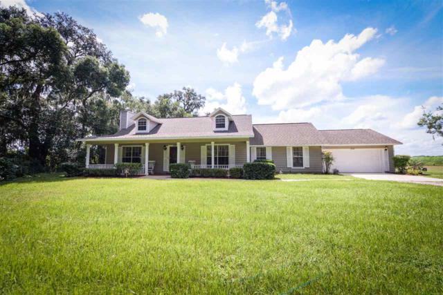 100 Register Burrell Rd, Hastings, FL 32145 (MLS #181729) :: St. Augustine Realty