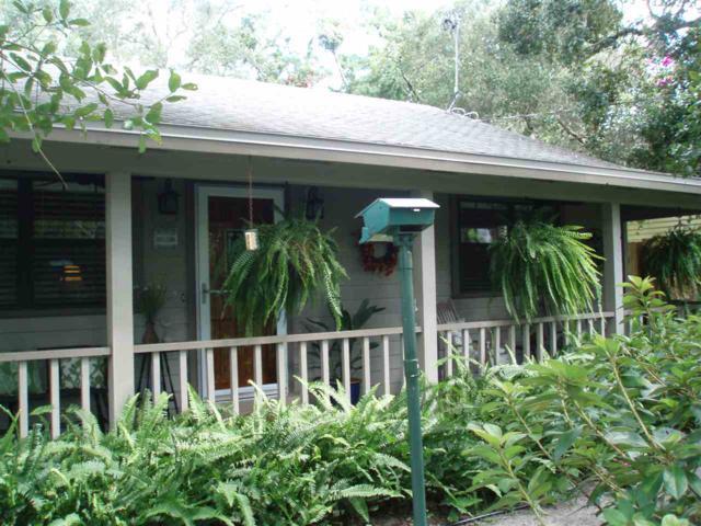 109 Martin Rd., St Augustine, FL 32086 (MLS #181814) :: St. Augustine Realty