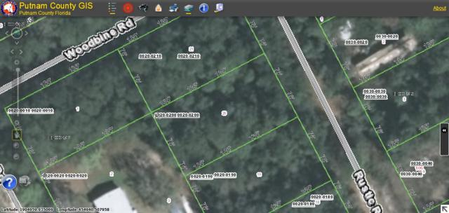 Lot 20 Rustic Rd, Satsuma, FL 32189 (MLS #181826) :: St. Augustine Realty