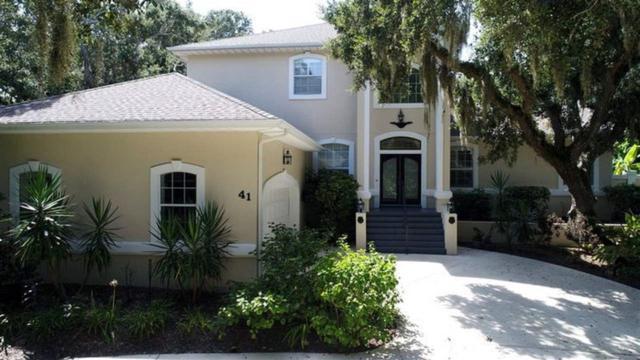 41 Ocean Pines Drive, St Augustine Beach, FL 32080 (MLS #181829) :: Tyree Tobler | RE/MAX Leading Edge