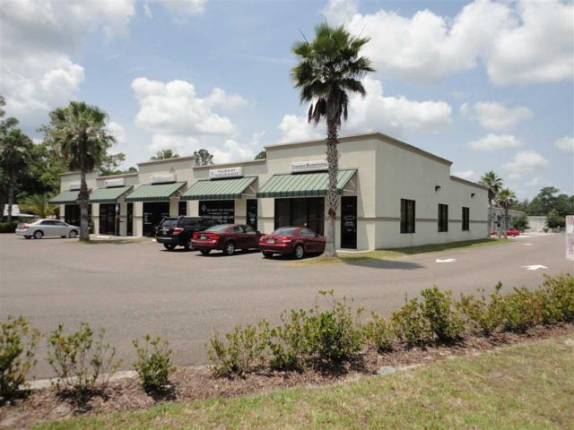 4425 U.S.1 South #101, St Augustine, FL 32086 (MLS #181856) :: Florida Homes Realty & Mortgage