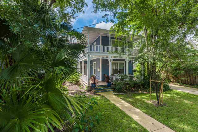 13 Ballard Avenue, St Augustine, FL 32084 (MLS #181931) :: St. Augustine Realty