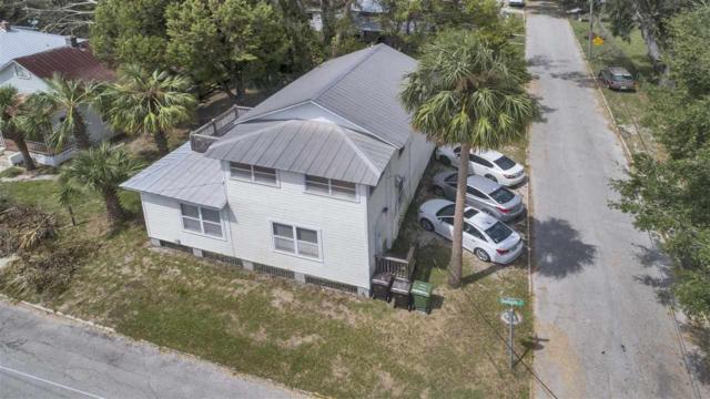 110 De Haven Street, St Augustine, FL 32084 (MLS #181960) :: Pepine Realty