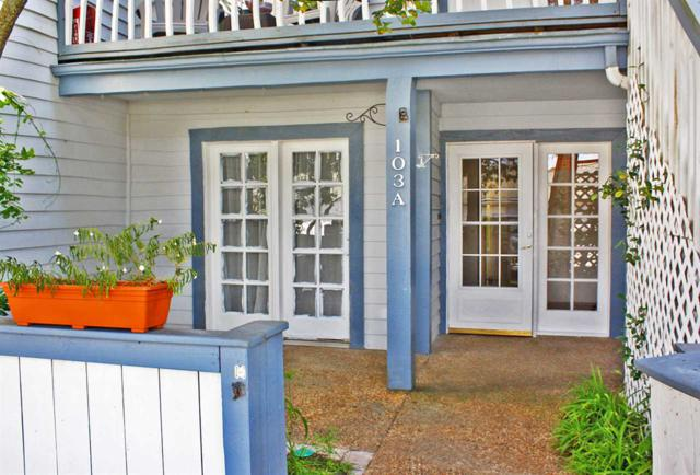 200 16TH ST UNIT 103A, St Augustine Beach, FL 32080 (MLS #182015) :: Pepine Realty